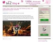 Aufbau des bekannten Be2.de Blogs 2012