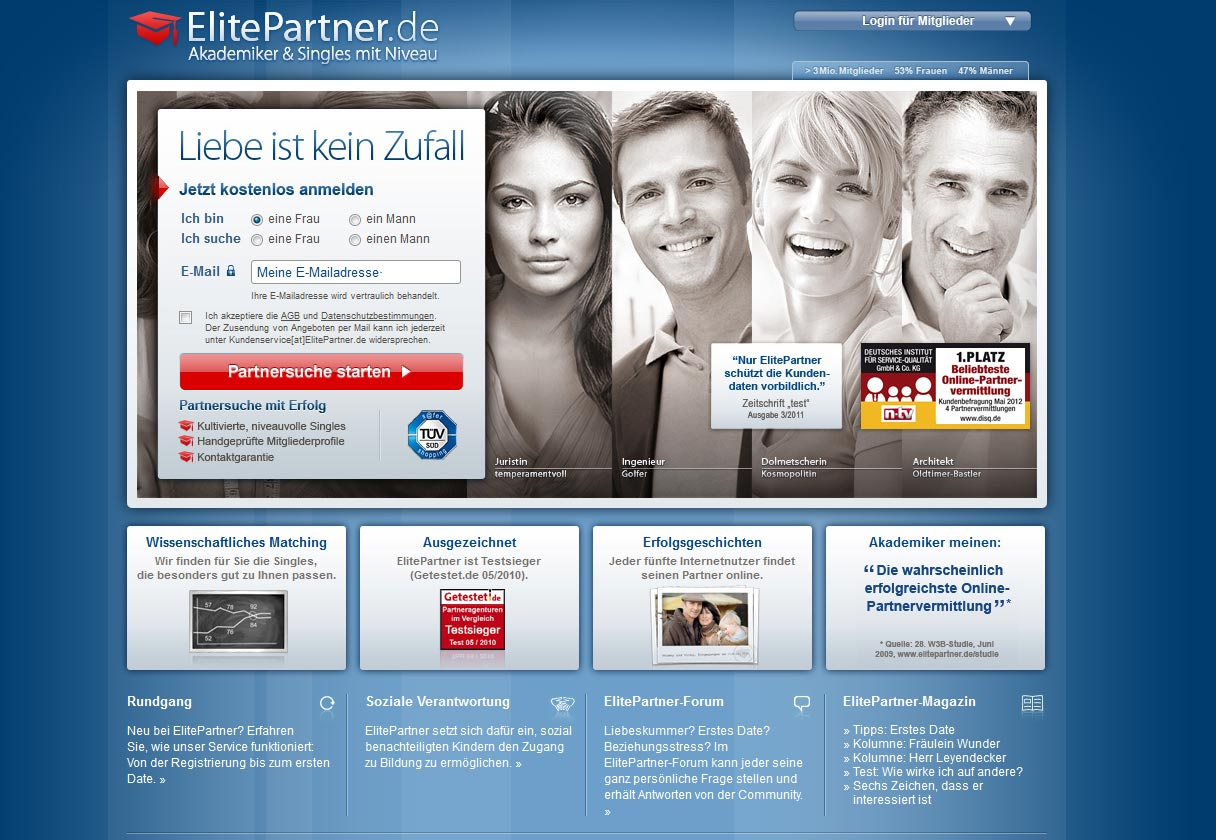 Dating-sites keine e-mail