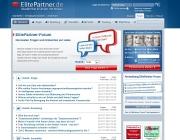 Diskussionen und Fragen mit Antworten im ElitePartner Forum 2012