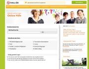 Fragen und Antworten (FAQ) im Neu.de Support Bereich 2013