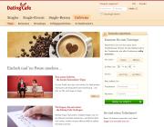 Aufbau des bekannten DatingCafe Magazins 2013