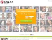 Gestaltung & Aussehen der Webseite von Neu.de 2013