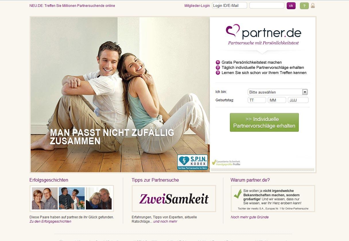 Test kostenlose partnersuche
