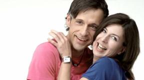Echte Menschen. Echte Liebe. Nur bei eDarling! (2011 Apr.) mit Grit & Götz